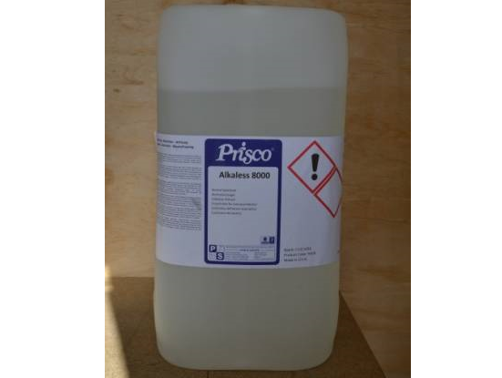 PRISCO® ALKALESS 8000 (КАНИСТРА 25 Л)