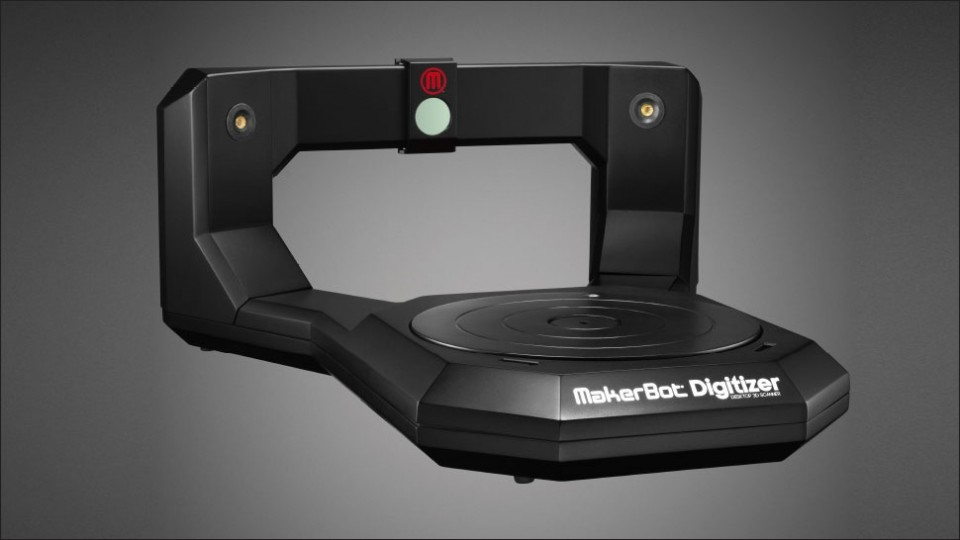 MakerBot Digitizer 3D-сканер
